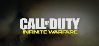 Call of Duty: Infinite Warfare และ Modern Warfare Remastered จะใช้พื้นที่อย่างน้อย 130GB