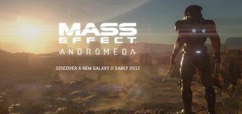 (ไม่คอมเฟิร์ม) Mass Effect: Andromeda อาจจะวางจำหน่ายวันที่ 21 มี.ค. 2017