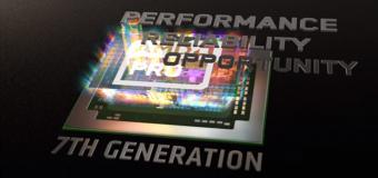 AMD เปิดตัวเดสก์ทอปที่ใช้โปรเซสเซอร์ 7th Generation PRO เป็นครั้งแรก