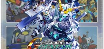 SD Gundam: G Generation Genesis เปิดประวัติศาสตร์หน้าใหม่ของสงครามกันดั้ม!