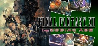PlayStation ประกาศวันวางจำหน่าย FFXII The Zodiac Age บน PS4 !!