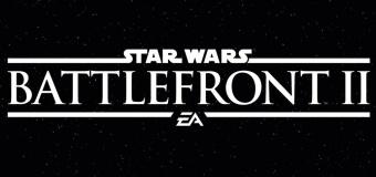 Star Wars Battlefront 2 จะเปิดตัววันที่ 15 เมษายนนี้