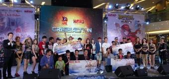 HeroGame จัดแข่ง Crisis Action ชิงเงินแสนพร้อมเปิดตัว Basketball Hero
