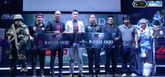 "ASUS แถลงข่าว เปิดการแข่ง E-Sport ระดับโลก ""ROG MASTER 2017"" ที่ประเทศไทย!"