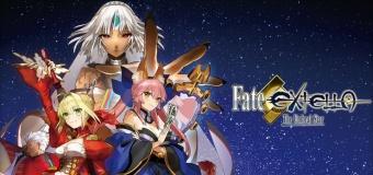 Fate/EXTELLA: The Umbral Star เตรียมลง PC วันที่ 25 ก.ค. นี้