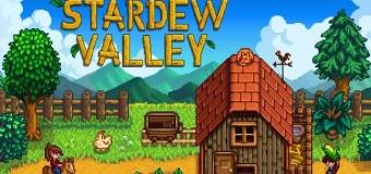 Stardew Valley โหมดมัลติเพลย์เยอร์กำลังจะมาในปีหน้า!