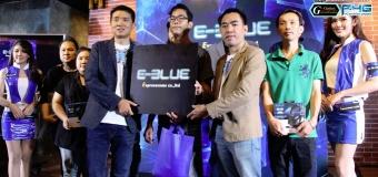 """Expresscoms แถลงข่าวเป็นตัวแทนจำหน่ายเกมมิ่งเกียร์ """"E-BLUE"""" อย่างเป็นทางการ!"""