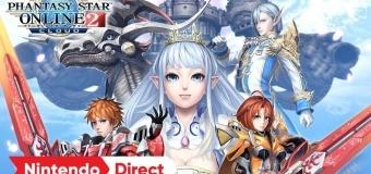 Phantasy Star Online 2 เตรียมลงเครื่อง Nintendo Switch ปีหน้า