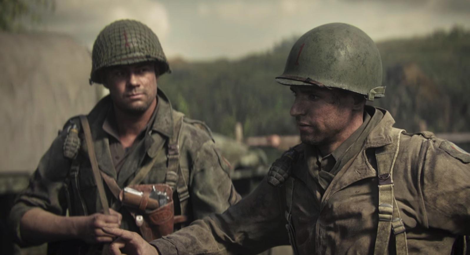 Call of Duty: WWII โดน Aimbot ถล่มแล้ว