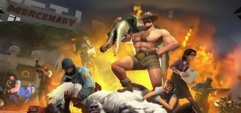 Team Fortress 2 อัพเดต Jungle Inferno เพิ่มแผนที่ใหม่, Taunts และของใหม่