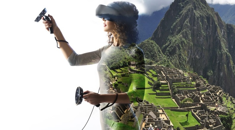 Samsung พัฒนาแว่น VR สำหรับ PC พร้อมจอย ราคา 17,000 บาท