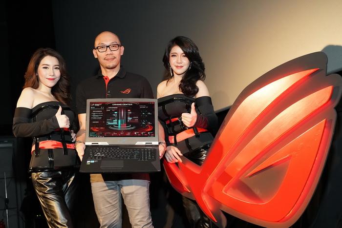 Asus ROG เผยโฉม 5 รุ่นแล็ปท็อป เต็มขุมพลังไฮบริท!