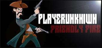 PlayerUkn1wn: Friendly Fire เกมเอาตัวรอดที่จงใจใช้ชื่อคล้าย PUBG