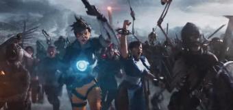 เหล่าตัวละครจากหนังและเกมดังรวมพลในตัวอย่างภาพยนตร์ READY PLAYER ONE