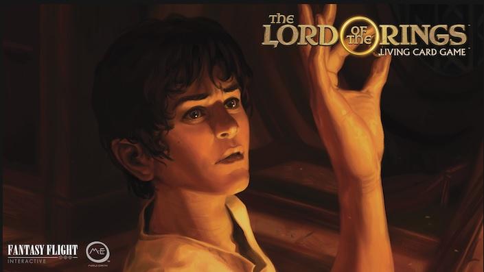 The Lord of the Rings Living Card Game เกมการ์ดจากตำนานแหวน ลง PC เตรียมออกปีหน้า!
