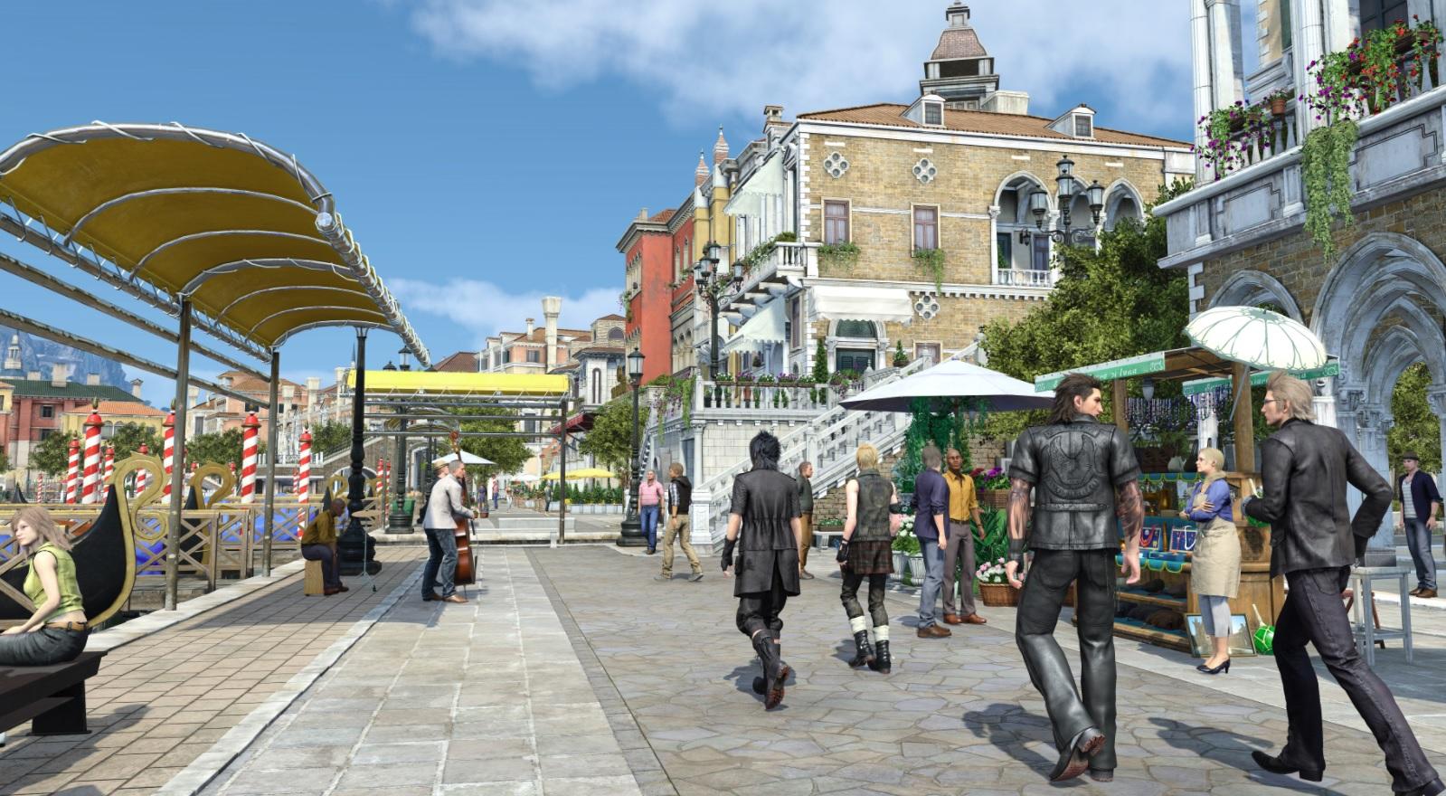 Final Fantasy XV บน Windows 10 จะเล่น CO-OP กับ XBOX ONE ได้ ส่วนบน Steam จะทำ MODS ได้
