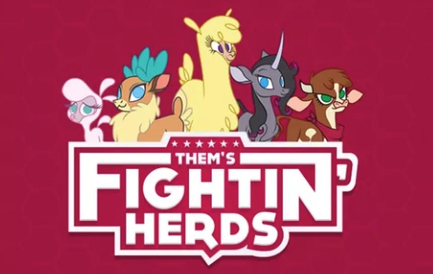 Them's Fightin' Herds เกมไฟ้ท์ติ้งเหล่าสัตว์ จากผู้สร้างเกมแฟนเมด MLP ขายบน Steam วันที่ 23 ก.พ. นี้