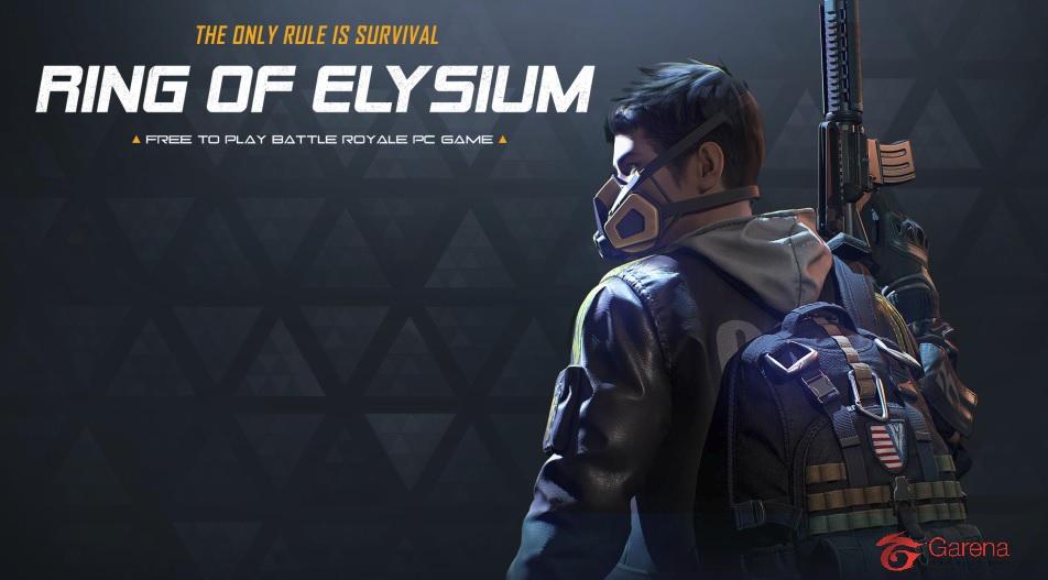 "GARENA เตรียมเปิดเกม PC แนว Battle royale จาก Tencent ""RING OF ELYSIUM"""