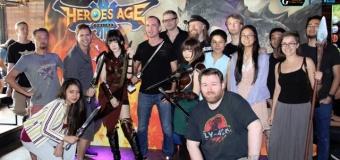 "Virtual Realms แถลงข่าวเปิดตัวเกม ""Heroes Age"" ดาวโหลดเล่นกันได้แล้ววันนี้"