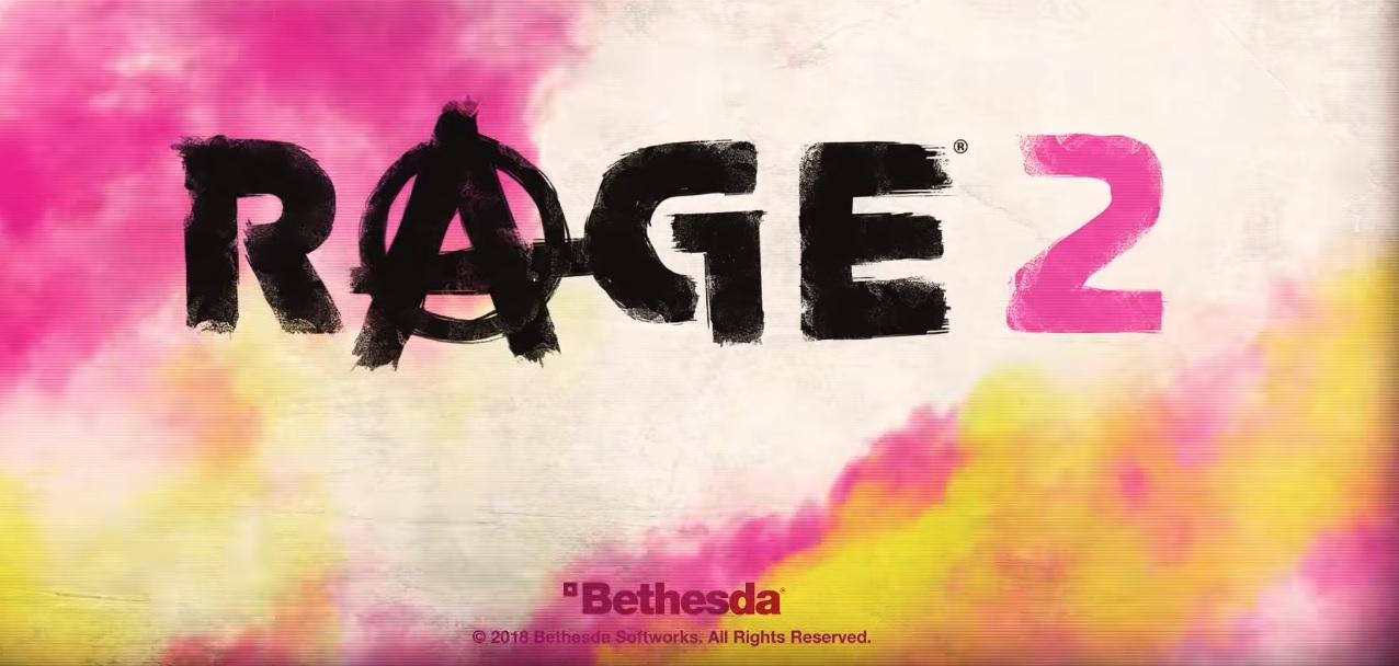 """ยืนยันแล้ว เกมปริศนาของ Bethesda คือ """"RAGE 2"""""""