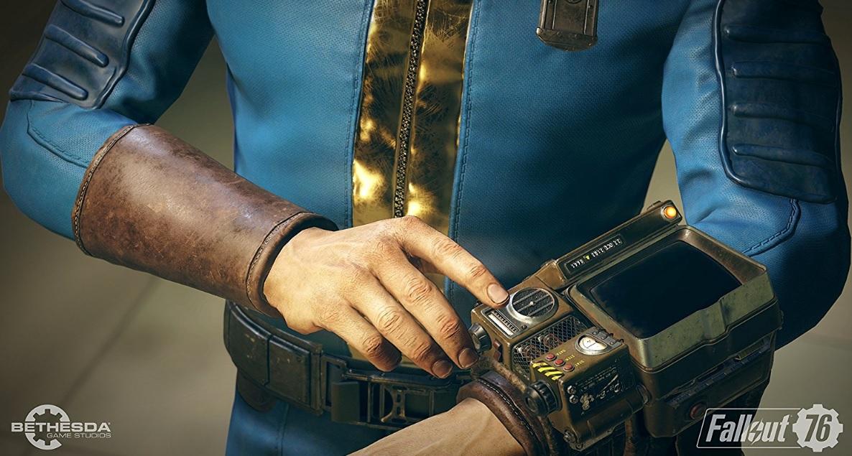Amazon หลุดวันที่วางขายเกม Fallout 76 บนเว็บไซด์