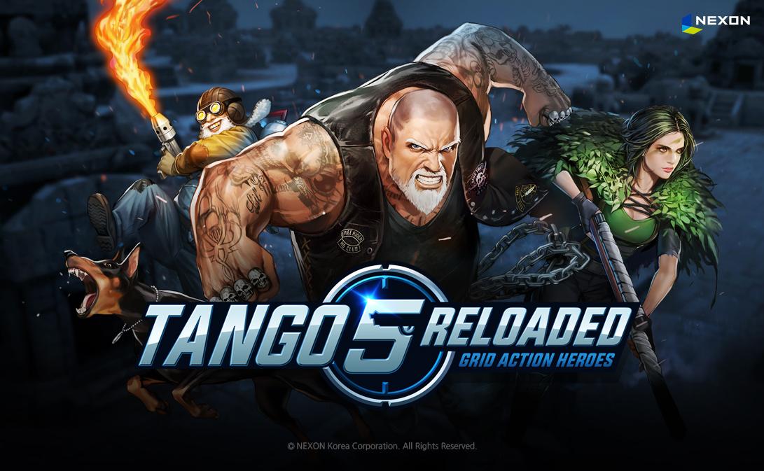 Tango 5 Reloaded เกม PC แนววางกลยุทธ์สุดมันส์จาก Nexon เปิดทดสอบ 19 – 26 ก.ค. นี้