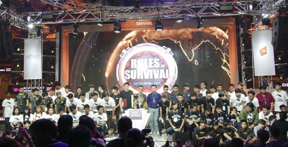 ทีม OFGOD จากไทย คว้าแชมป์ RoS SEA CUP 2018!