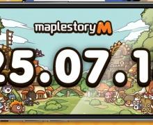 MapleStory M เวอร์ชั่นภาษาไทยประกาศเปิดเกมอย่างเป็นทางการณ์ 25 ก.ค. นี้