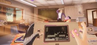 """ย้อนสู่วัยเยาว์กับเกมยุคปี 80 ในเกม VR """"Pixel Ripped 1989"""""""