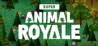 Super Animal Royale เกมน้องสัตว์ป่าสู้กันในแบบ Battle Royale