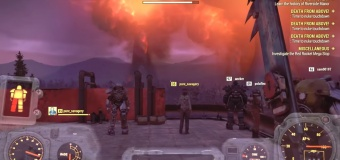 Fallout 76 เซิร์ฟล่ม หลังมีคนเล่นยิงนิวเคลียร์ใส่พร้อมกัน 3 ลูก