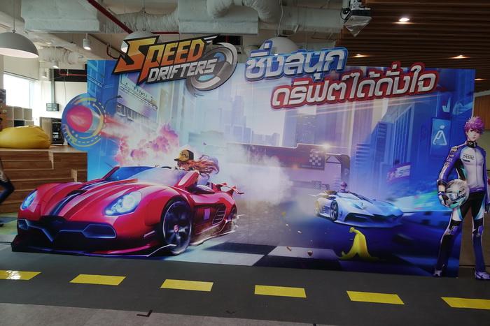 """Garena เปิดตัว """"Speed Drifters"""" การันตีความสนุก พร้อมลุยอีสปอร์ต เตรียมเปิด ม.ค. นี้"""