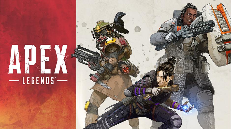 Apex Legends เกม Battle Royale จากผู้สร้าง Titan Fall เปิดเล่นฟรี!