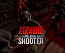 Zombie Shooter2 – Death Hospital เกมยิงซอมบี้บนมือถือ ที่เล่นได้ด้วยมือเดียว!