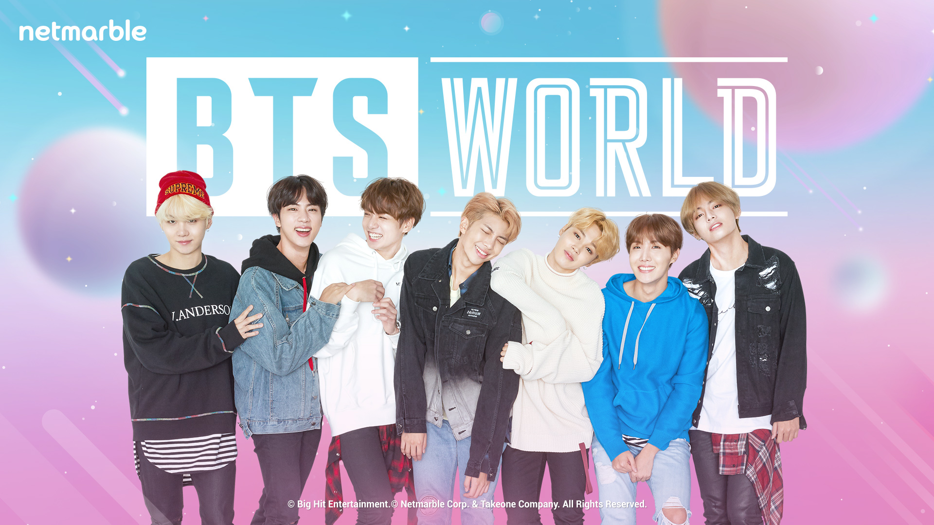 แฟนโอ๊บป้าได้เฮ! netmarble เปิดตัว BTS World เกมมือถือจำลองใช้ชีวิตบอยแบนด์แดนกิมจิ