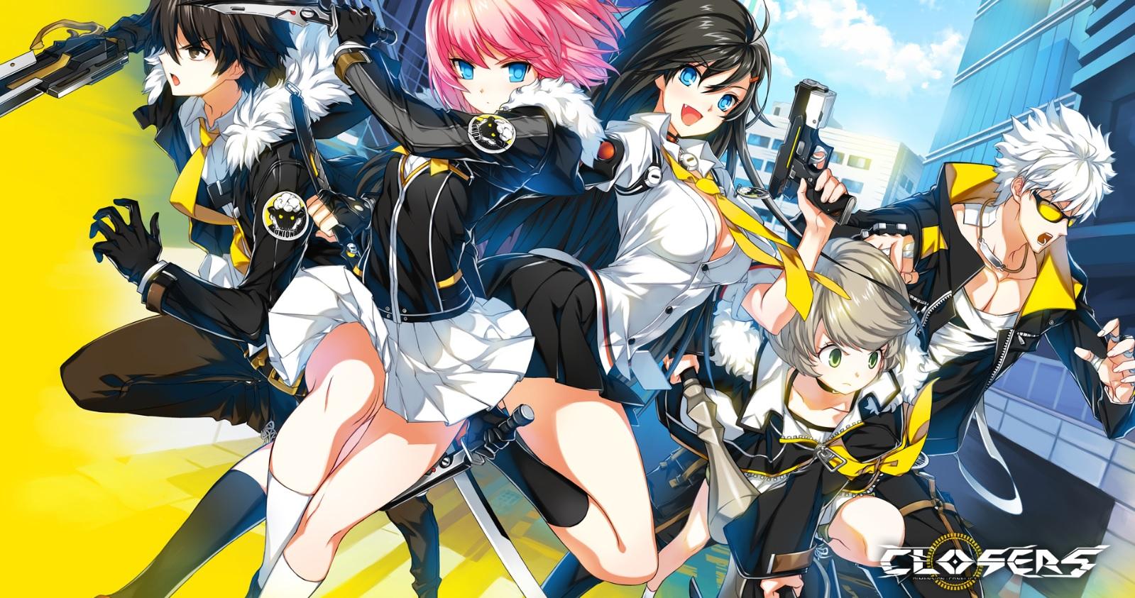 Closers Online เกมอนิเมะสุดมันส์ขวัญใจชาวไทย เตรียมเปิด OBT เร็วๆ นี้!