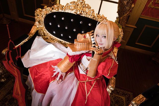 Fate Grand Order Cosplay