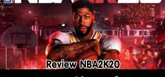 รีวิว NBA2K20 เกมบาสระดับโลกฉลองปี 2020