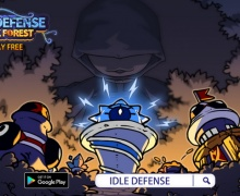P4G จับมือ Idle Defense : Dark Forest เกมมือถือปกป้องหอคอยน้องใหม่จัดกิจกรรมแจกเพชรฟรี!!
