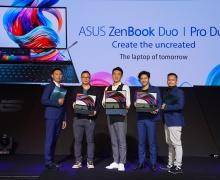 โต๋ ศักดิ์สิทธิ์ และ ปิ๊ง อดิสรณ์ ร่วมเปิดตัว ZenBook Pro Duo