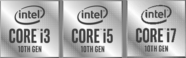 แล็ปท็อปที่มาพร้อมโปรเซสเซอร์ Intel® CoreTM เจนเนอเรชั่น 10  พร้อมจำหน่ายแล้วในประเทศไทย
