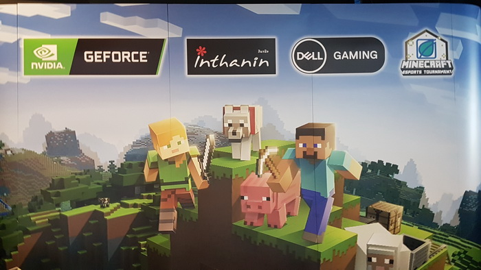 อลังการ!! บางจากจัดแข่ง Minecraft  e Sport Tournament 2019 รอบชิงชนะเลิศ พร้อมจัดแสดงหอศิลป์